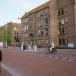 een groot deel van de woningen in de buurt zijn ontworpen door architecten van de Amsterdamse School, zoals deze door Berlage.