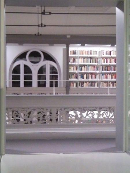 Letterenbibliotheek Universiteit Utrecht