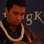TTF 2011: Gitaarheld Makana in Bengkel