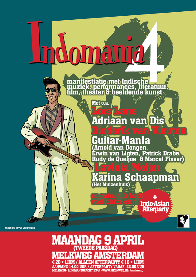 Win vrijkaarten voor Indomania 4