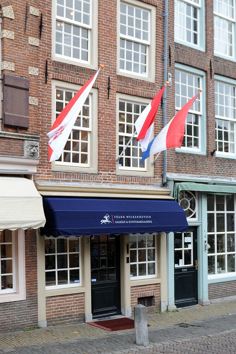 Frank Welkenhuysen - Galerie en kunstmakelaardij Utrecht