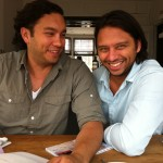 Jonge Indo's in de Keuken: Lars en Robin Meekel