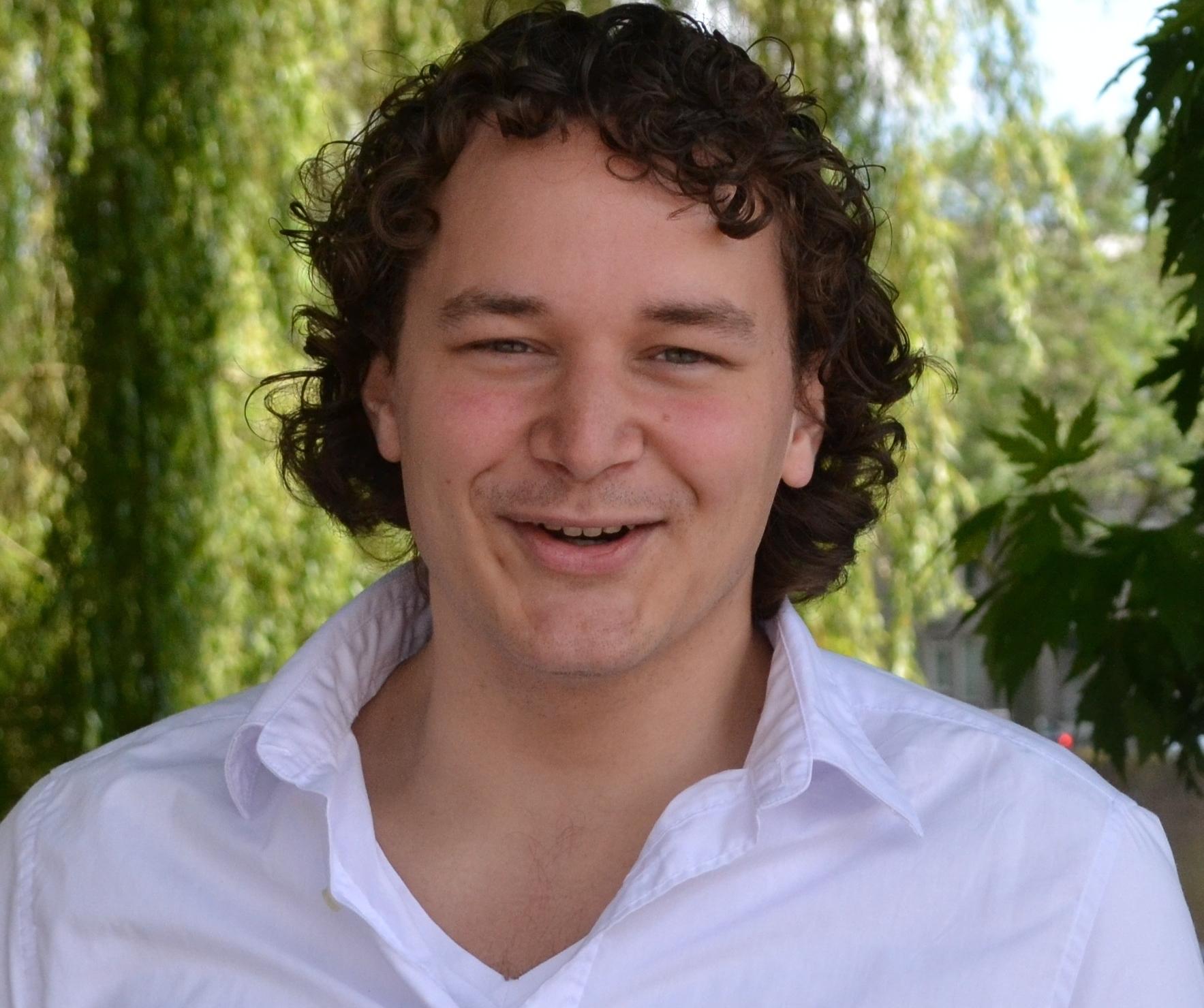 Mikal Lefévre © Roos Veenvliet / Indisch 3.0 2012