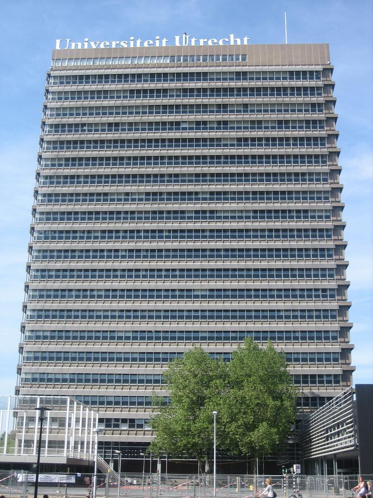 Universiteit Utrecht (c) Charlene Vodegel / Indisch 3.0 2012