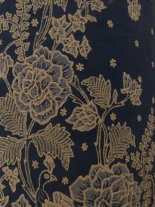 Batik detail © Melissa Korn / Indisch 3.0 2012