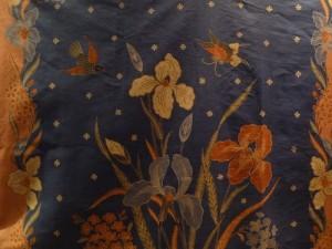Batik van Eliza van Zuylen  © Melissa Korn / Indisch 3.0 2012