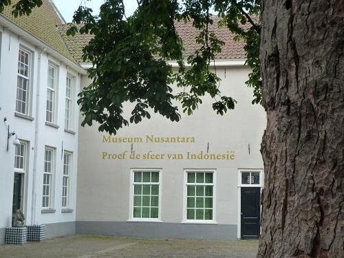 Museum Nusantara in Delft © Melissa Korn / Indisch 3.0 2012