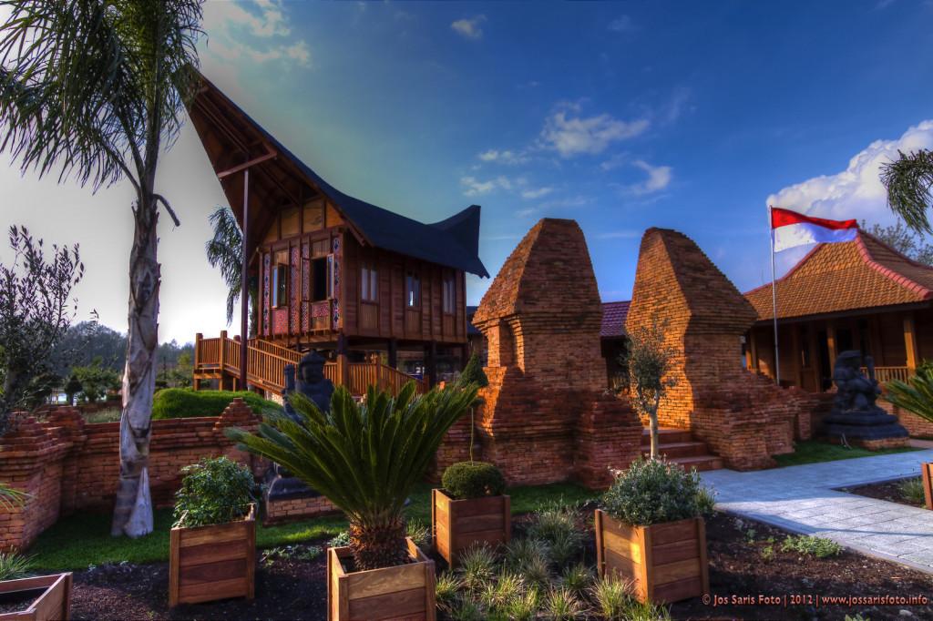 Indonesia Pavilion at Floriade. Foto: jossarisfoto.info