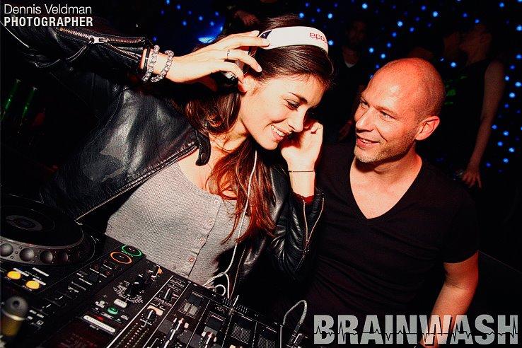 T'Amore DJ Raymundo @ Brainwash. Foto: Dennis Veldman.