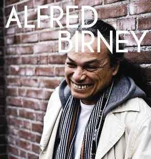 Alfred Birney op het omslag van De Dubieuzen © www.alfredbirney.com