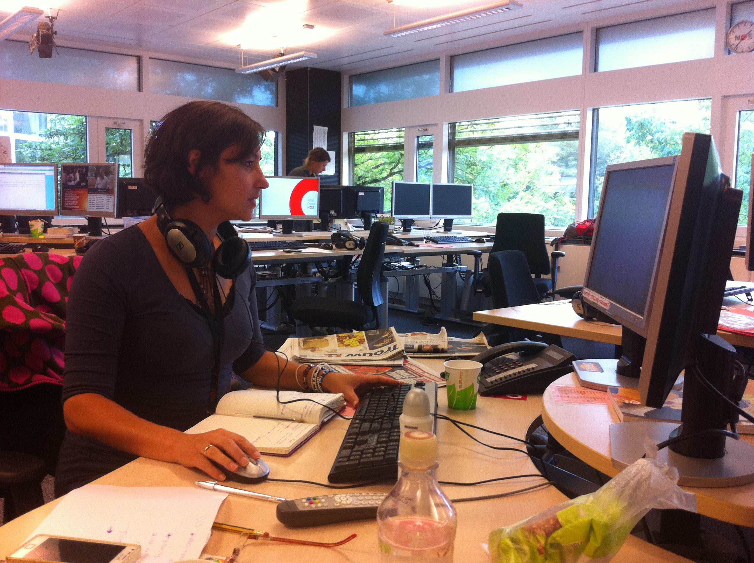 3.0 in de media: Sonja Verbaarschott