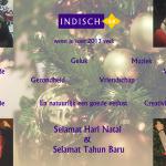 Indisch 3.0 Kerstgroet