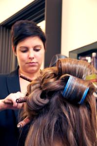 Föhnen is ook een skill © Christie Haalboom / Indisch 3.0 2012