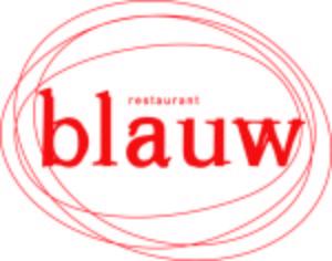 Restaurant Blauw (logo)