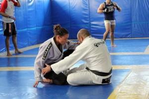 BJJ Training Foto: Daniella Akkerman