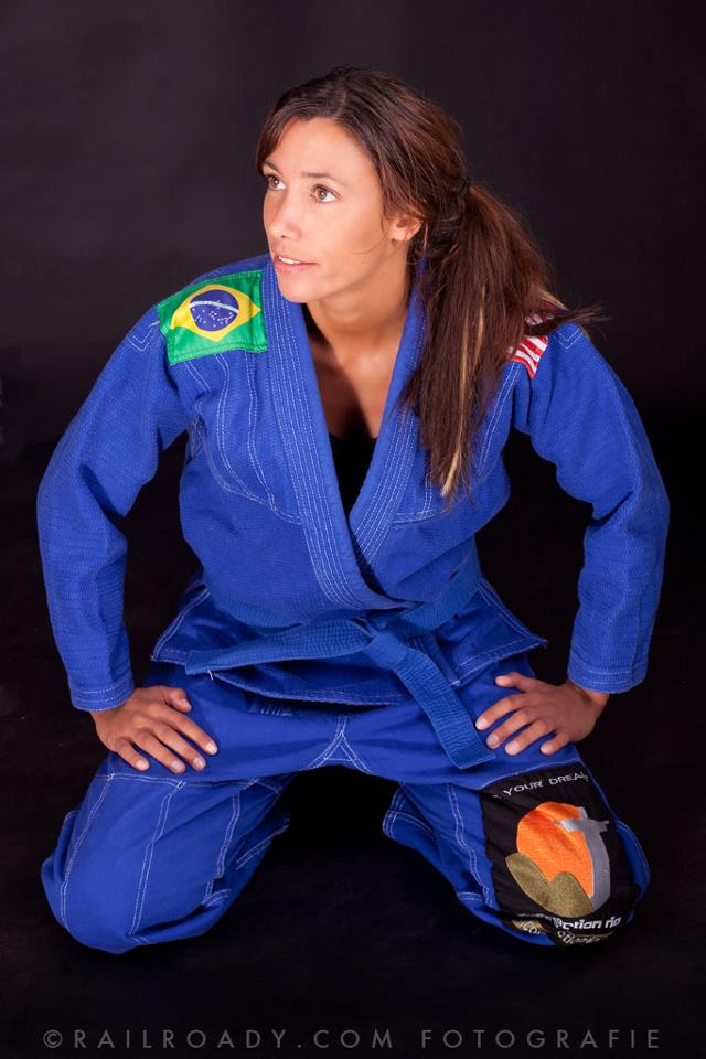 Een Indo en Braziliaanse Jiu Jitsu