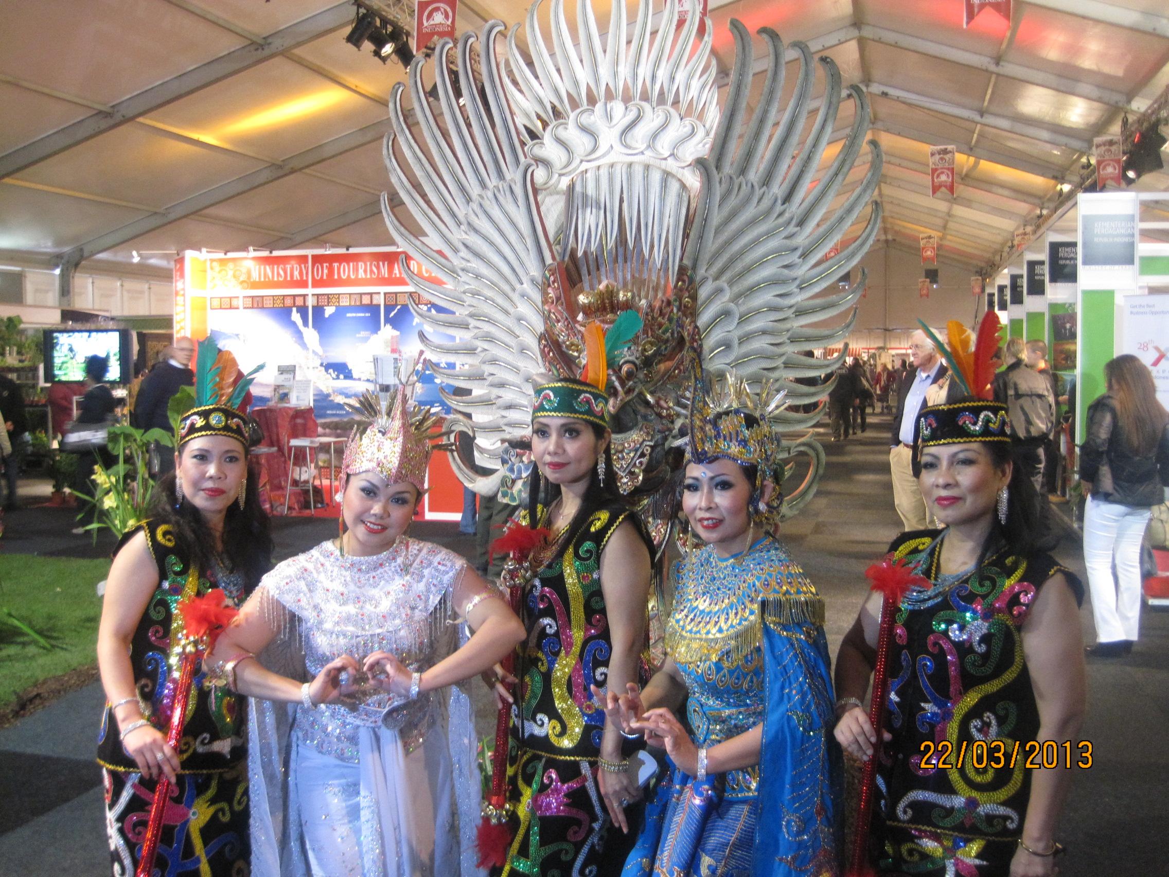 Terugblik op de Pasar Malam Indonesia 2013
