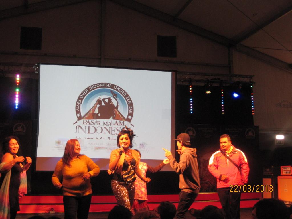 Swingen op Dangdutmuziek /Charlene Vodegel / Indisch 3.0 2013