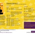 Conceptprogramma Indomania 5 10 mei 2013