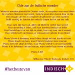 Willem-Jan 'Merah' Brederode schreef een gedicht voor Moederdag, ode aan de Indische moeder op http://www.indisch3.nl/ode-aan-de-indische-moeder/  Deel het gedicht en zet de Indische moeders vandaag extra in het zonnetje.