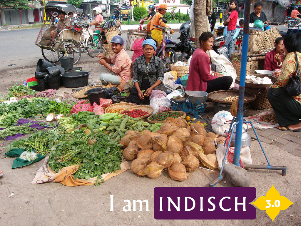 Een lokale markt (pasar) in Indonesië. Foto: Tabitha Lemon.
