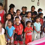 creatief Hart - kinderen in Indonesie
