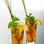 Home made ice tea door Kantjil en de Tijger
