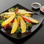 Mango Coco Salad van Kantjil en de Tijger