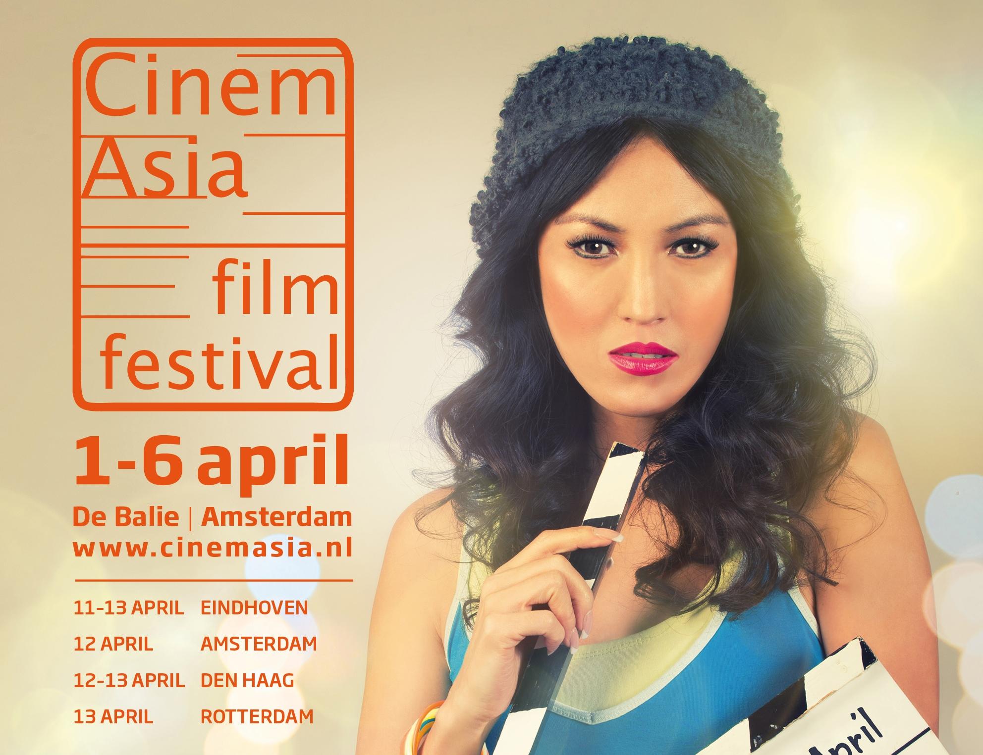 Indisch 3.0 CinemAsia actie 2014: deel je film met twee vrienden