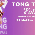 Vooruitblik op de Pasar Malam Besar, nee, Tong Tong Fair