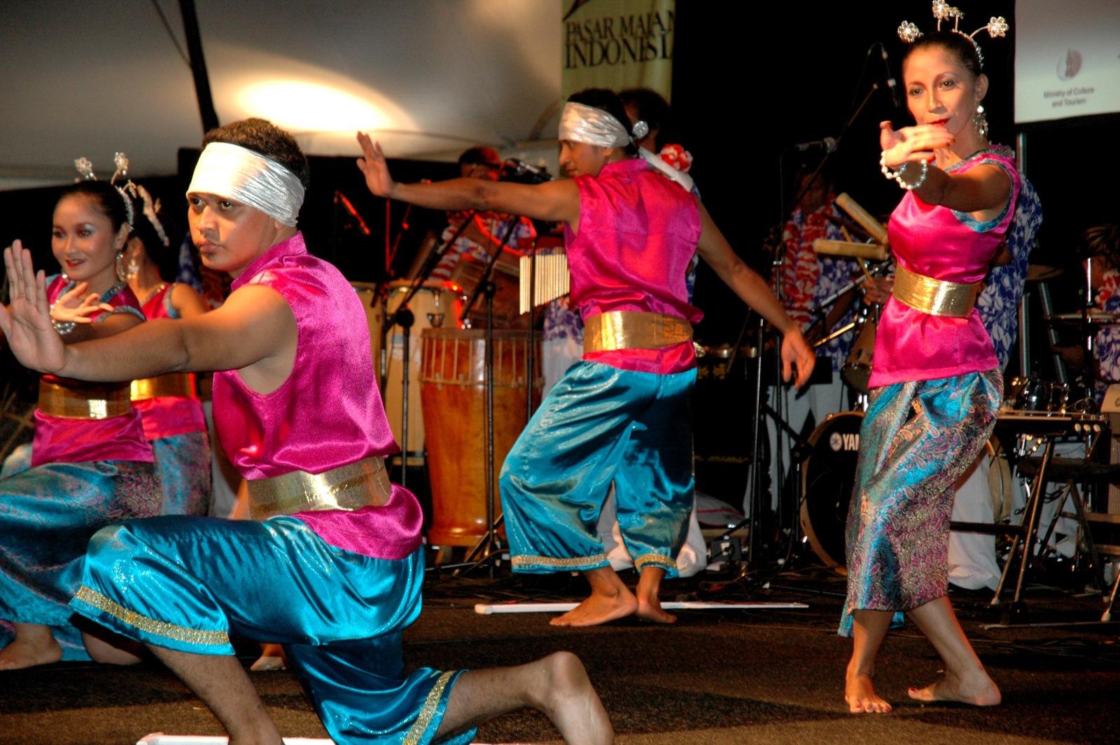 Pasar Malam Indonesia (beeldrep)