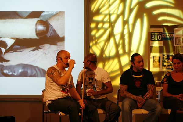 Radio-interview Tattootalk (2008)