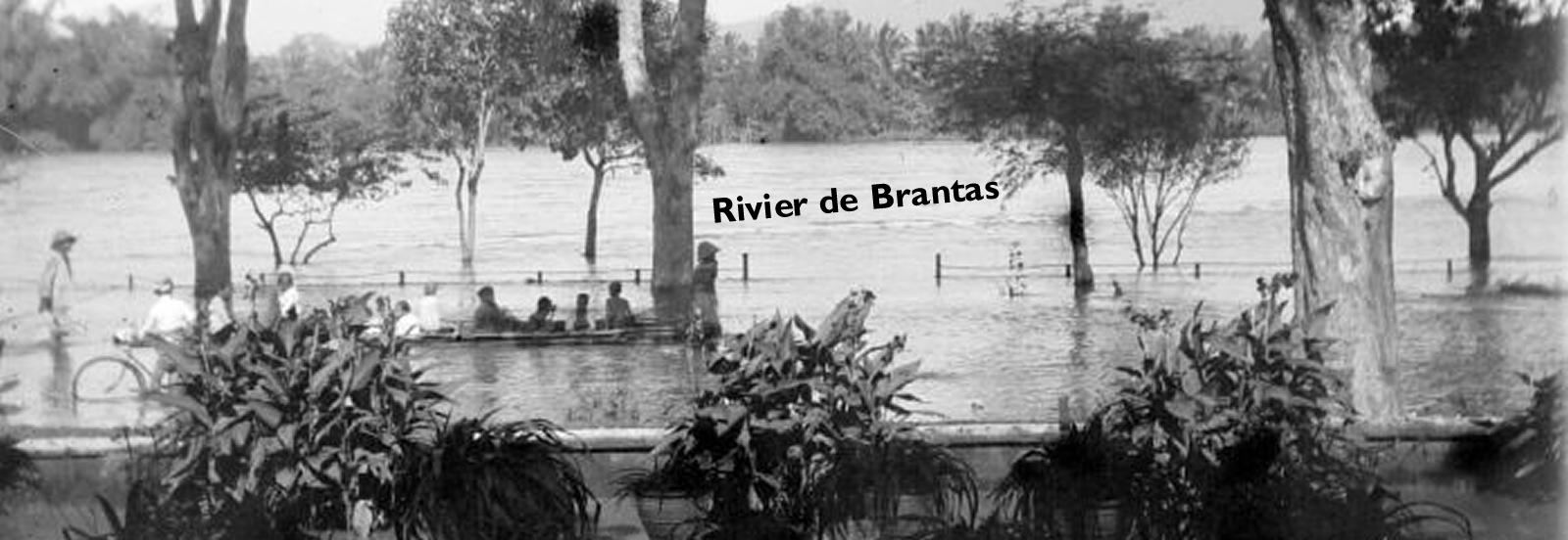 Rivier de Brantas archieffoto. Bron: Tropenmuseum