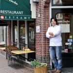In de keuken: chefkok Rolf Weyzig