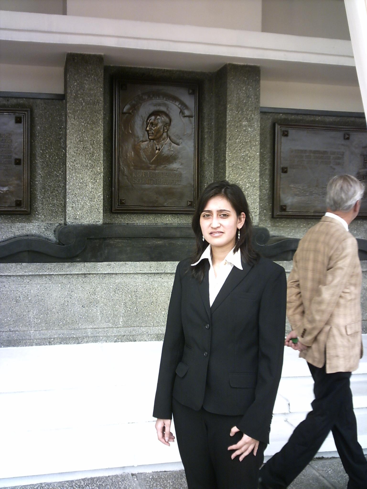 Charlene Vodegel 2006