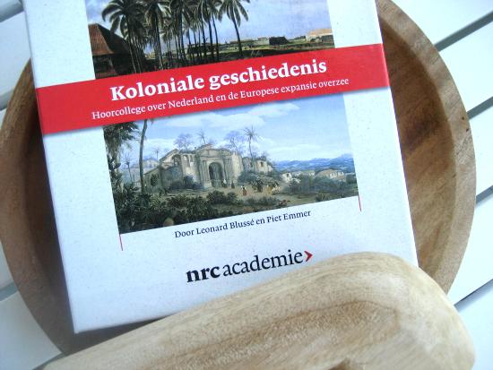 Koloniale geschiedenis hoorcollegereeks. Foto: (c) Sarah Klerks/ Indisch 3.0 2012.