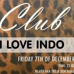 WIN: 2×2 vrijkaartjes voor Club I Love Indo
