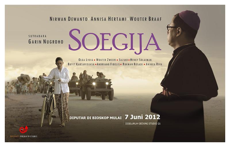 Aankondiging Soegija