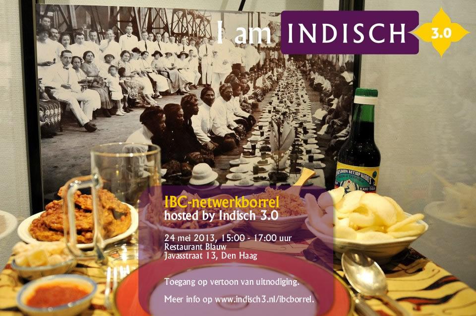 De IBC-netwerkborrel van Indisch 3.0
