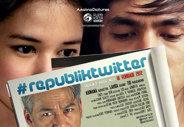 #Republictwitter. 7 april 2013, Cinemasia, Amsterdam